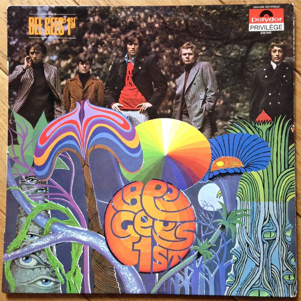 1st By Bee Gees Lp With Labelledoccasion Ref 118329160