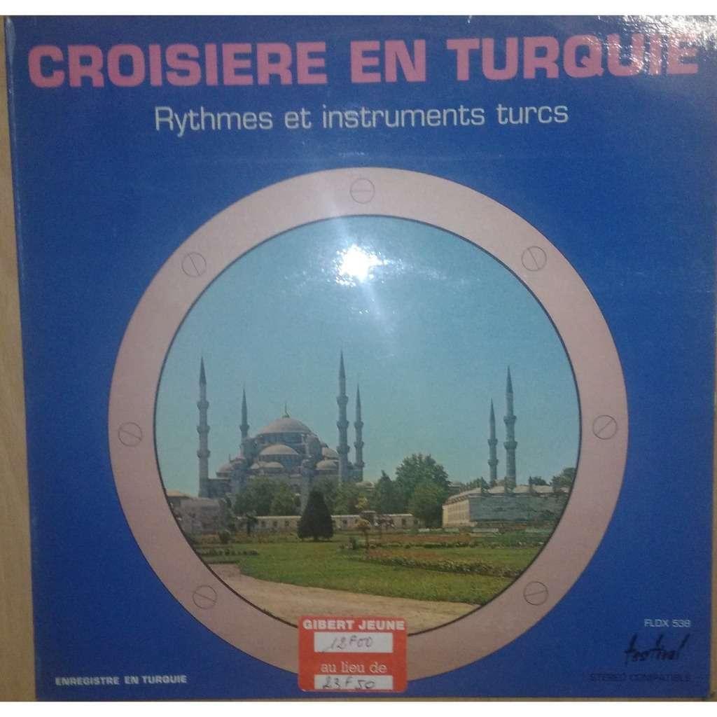 croisiere en turquie rythmes et instruments turcs