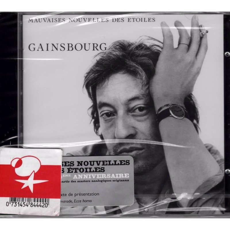 Serge Gainsbourg Mauvaises Nouvelles Des Étoiles