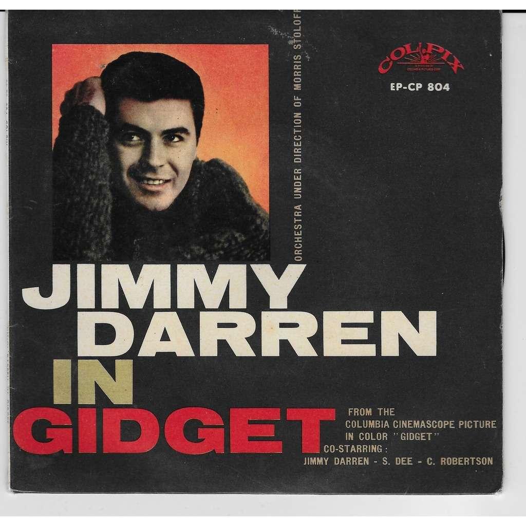 JIMMY DARREN gidget ...............RARE........