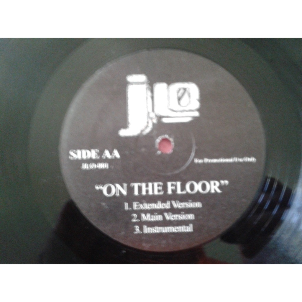 Jennifer Lopez Jennifer Lopez - On The Floor