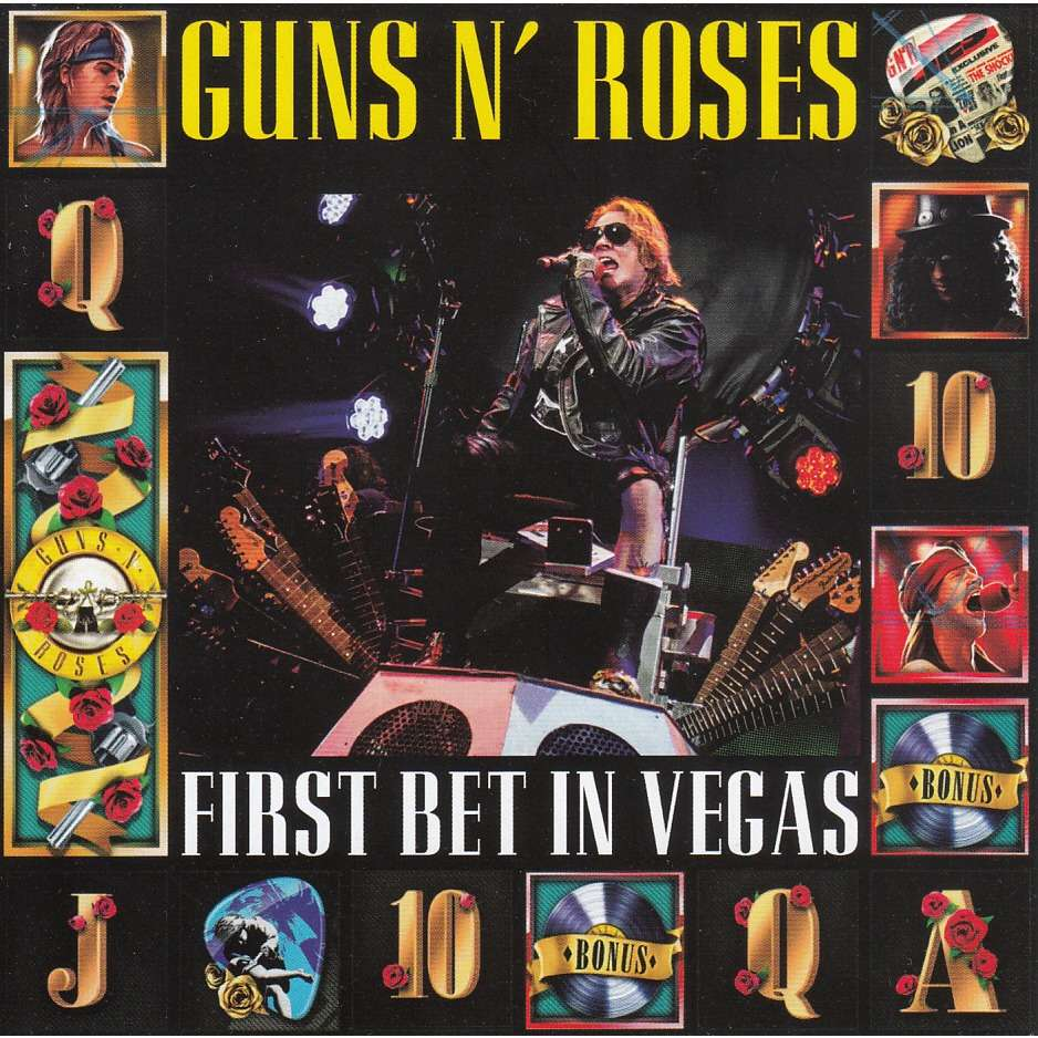 Guns Roses Vegas