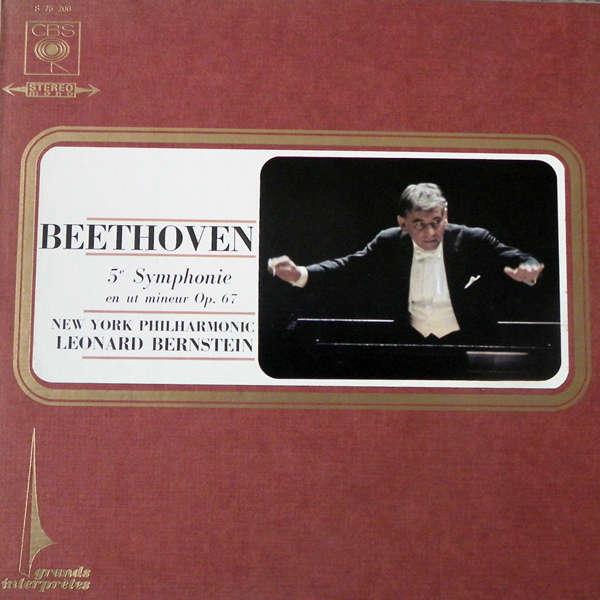 leonard bernstein / new york philharmonic Beethoven