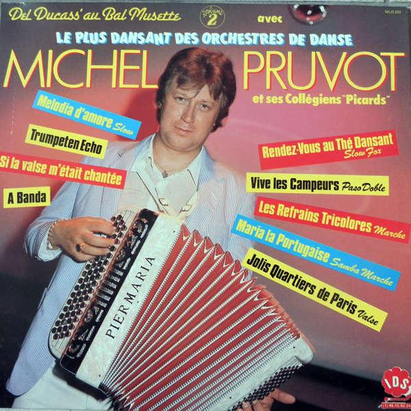 Michel Pruvot Del Ducass' au Bal musette - Vol. 2
