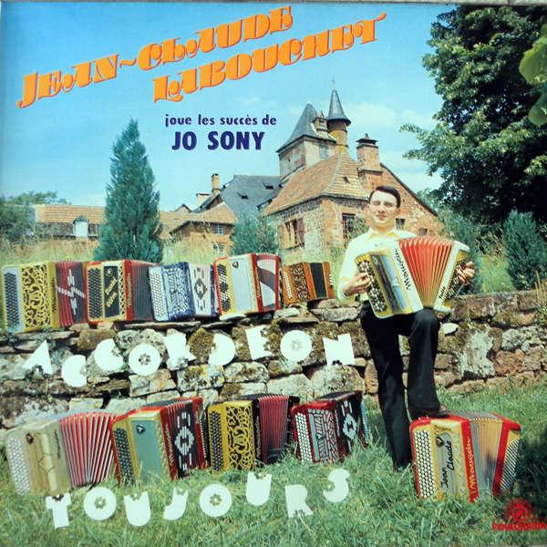 Jean-Claude Labouchet Accordéon toujours...