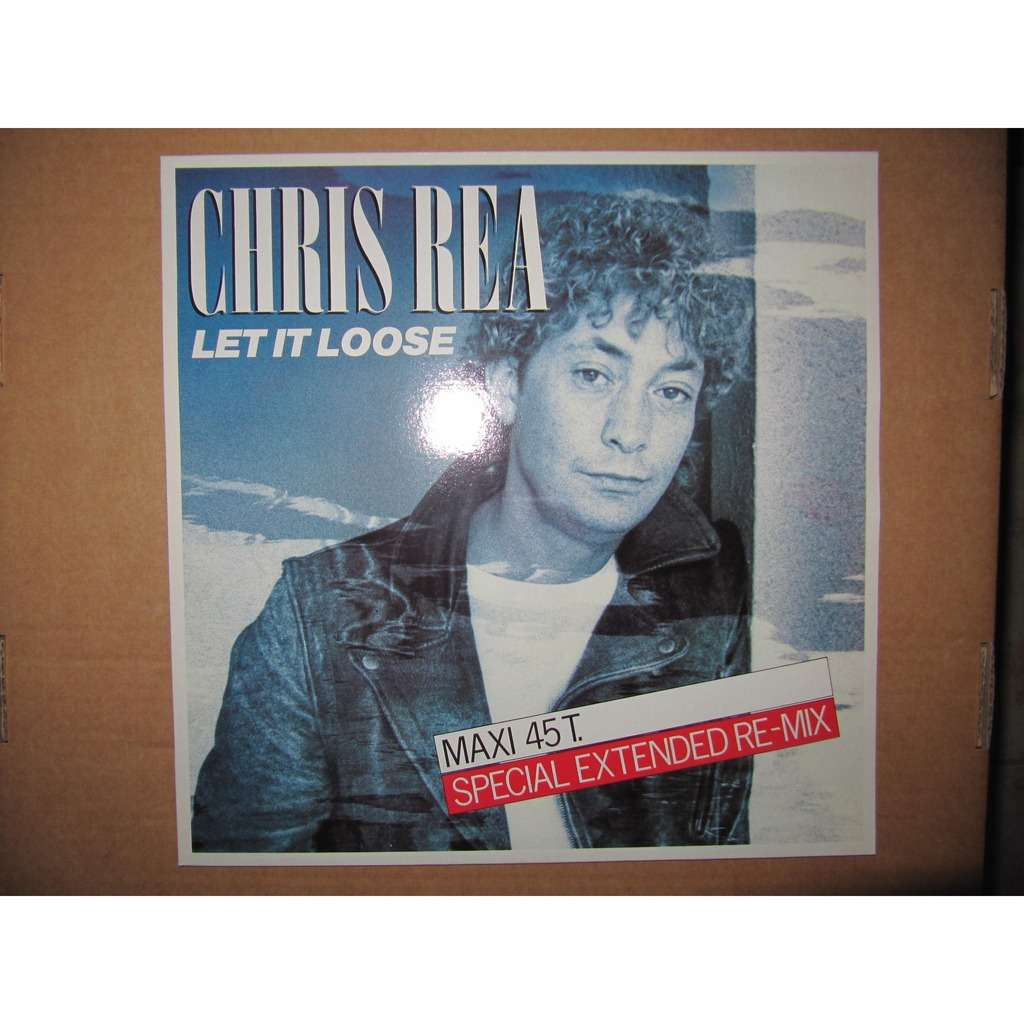 Chris Rea Let it loose