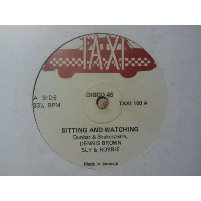 Dennis Brown - Sitting & Watching