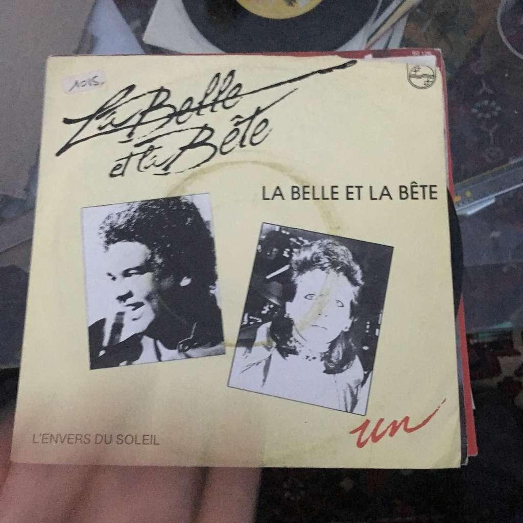 La Belle Et La Bete La Belle Et La Bete Lenvers Du Decor