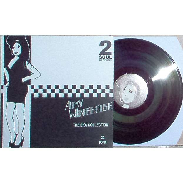 amy winehouse / The Specials The Ska Collection (Euro Ltd 11-trk live LP full ps)