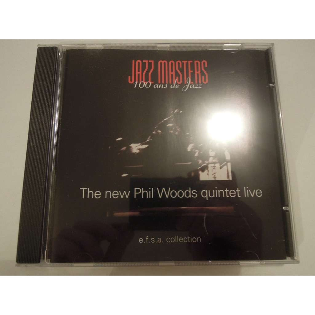 Phil Woods New Jazz Quintet Featuring Jon Eardley Encores