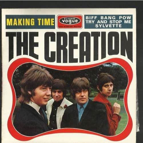 creation making time
