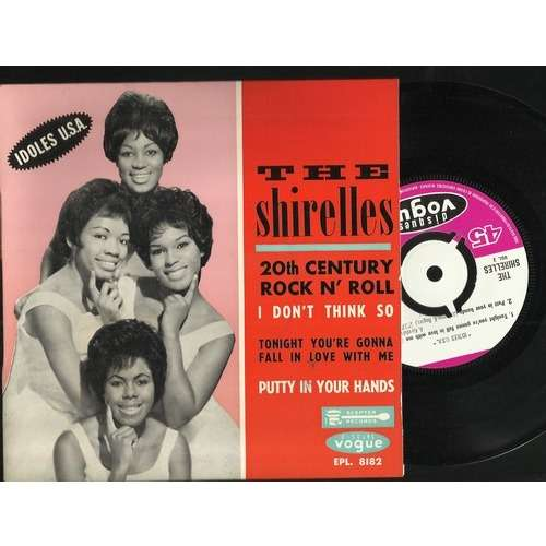 shirelles 20 th century rock n' roll