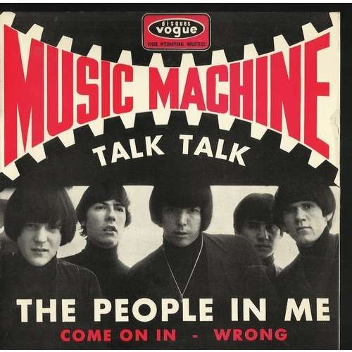 music machine TALK TALK