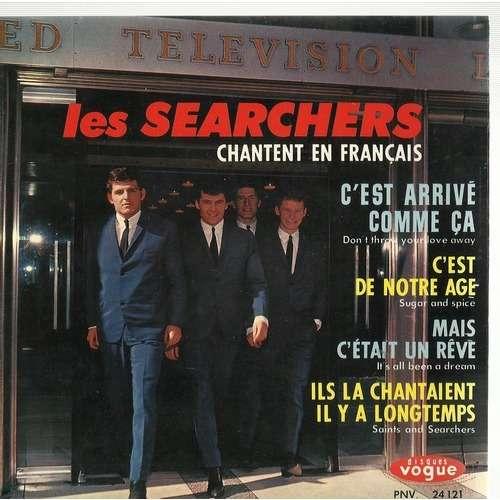 searchers chantent en francais
