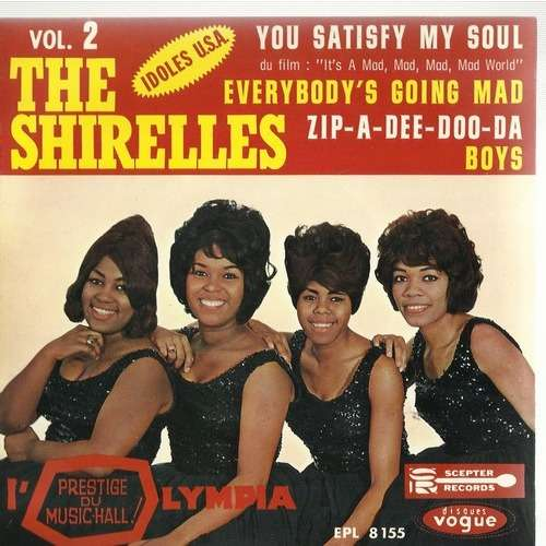 shirelles you satisfy my soul
