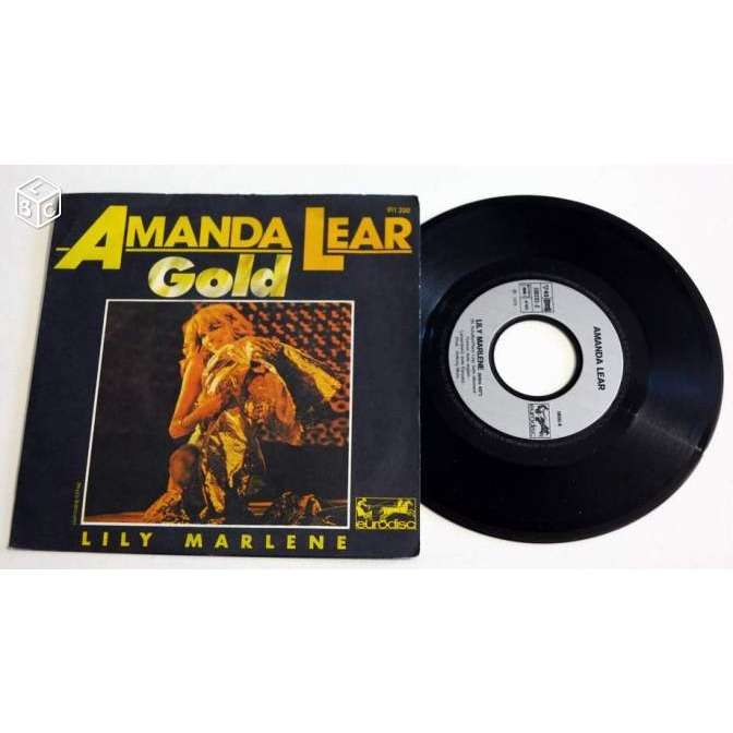 AMANDA LEAR AMANDA LEAR : Gold / Lily Marlene