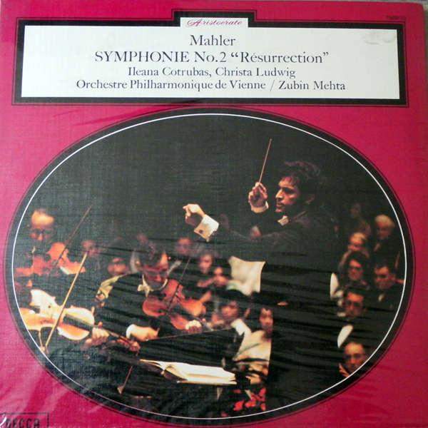 Zubin Metha Gustav Mahler