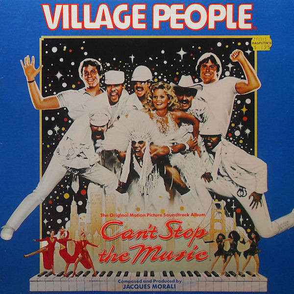 Village People Can't Stop The Music bo du film
