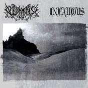 NEKROKRIST SS / INFAMOUS Split CD