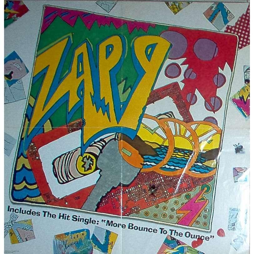 Zapp Usa 1980 Original Warner Bros Album Release Promo