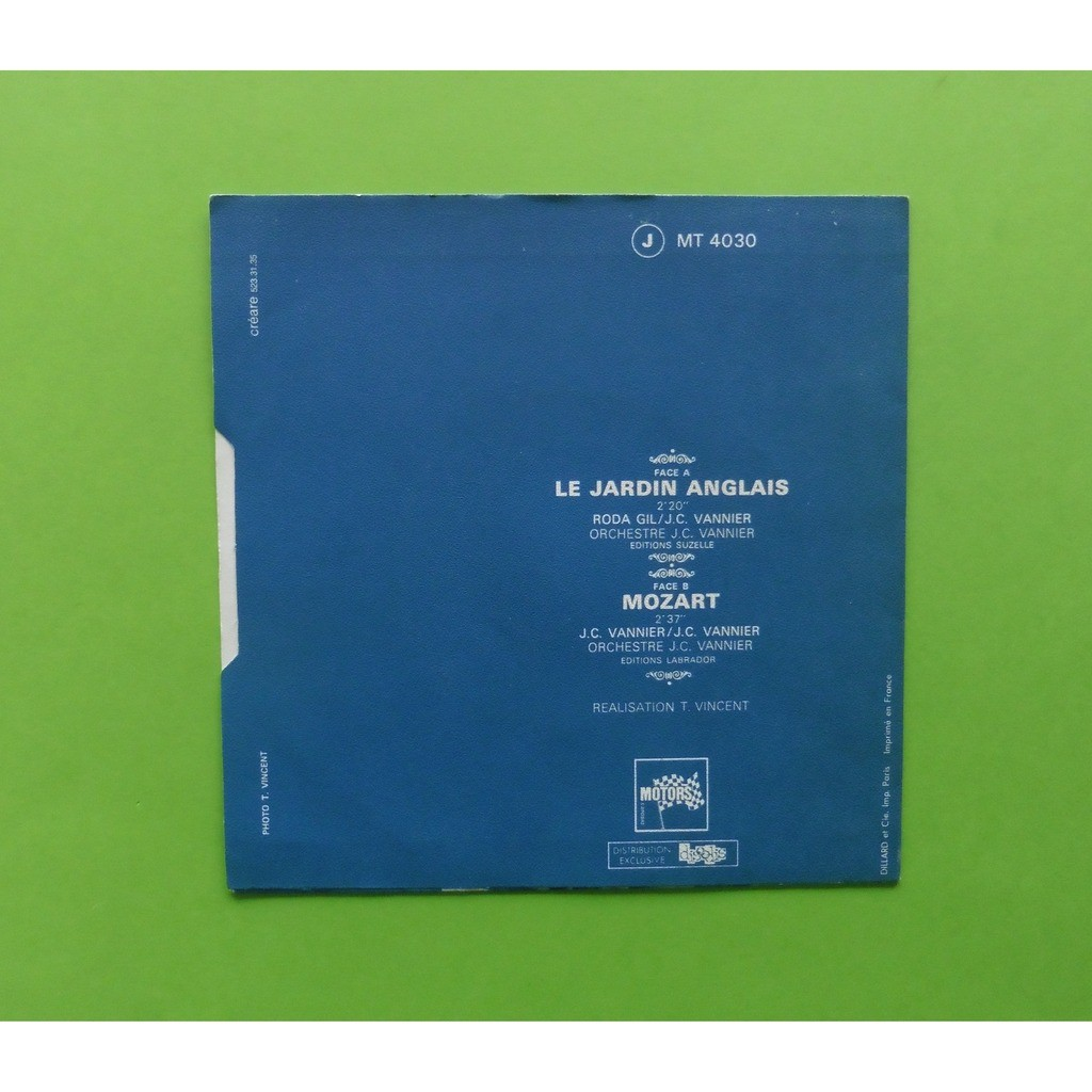 Le Jardin Anglais Mozart By Leonie Sp With Leshauts78 Ref 118350023
