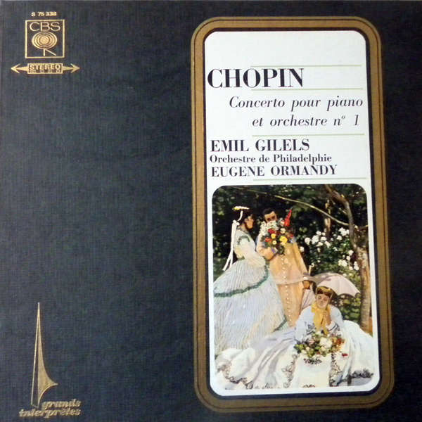 Emil Gilels Chopin