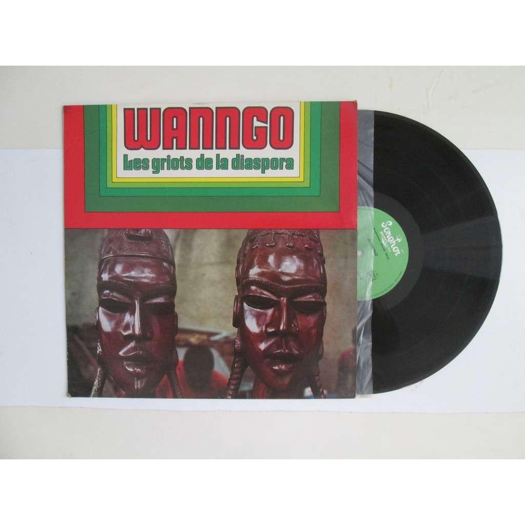 Wanngo les griots de la diaspora