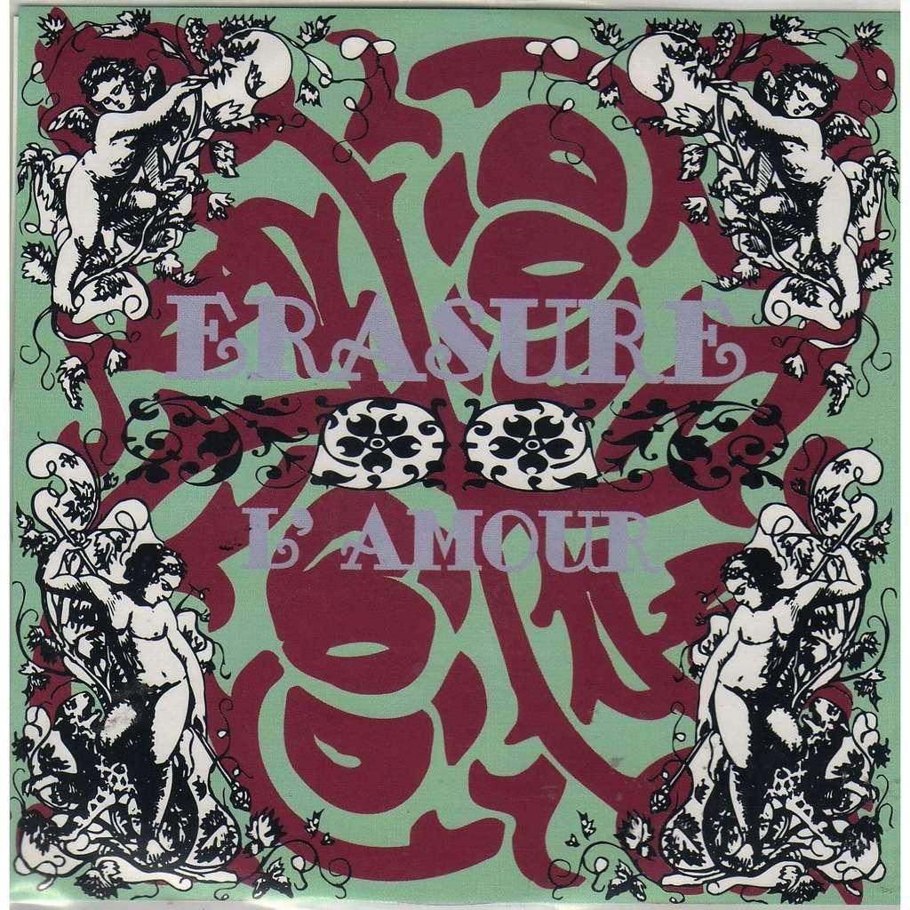Erasure L'Amour (Beacon Theatre New York 03.11.1992)