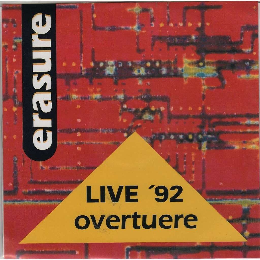 Erasure Live '92 Overtuere (Live Netherland '92)