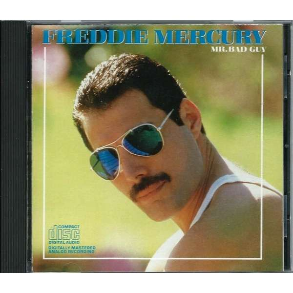 Mr.bad guy by Freddie Mercury (Ex-Queen), CD with ...