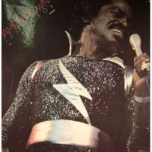 James Brown Jam/1980's