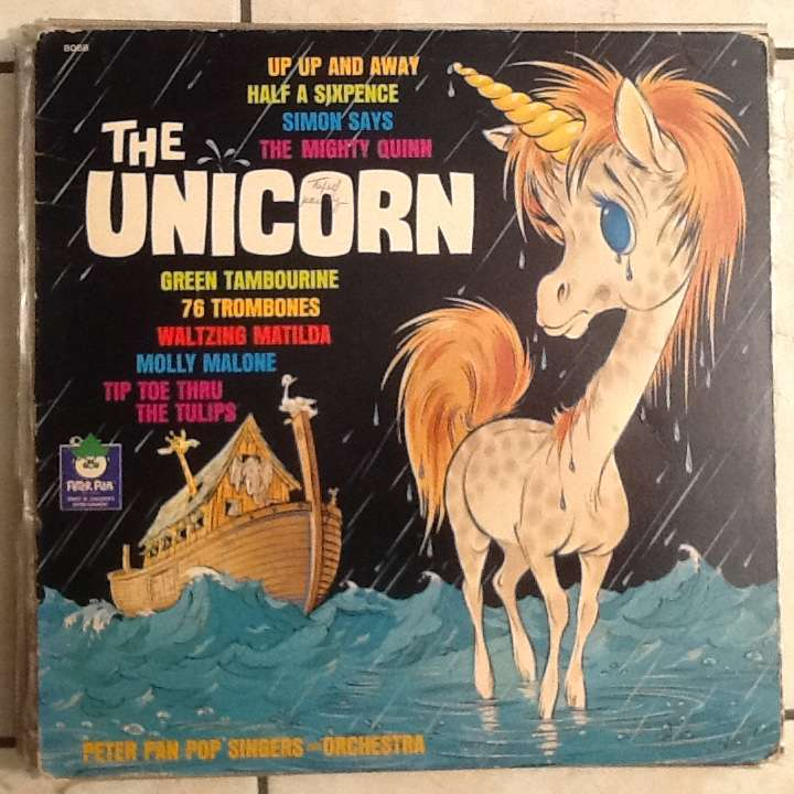 Peter Pan Pop Singers & Orchestra The Unicorn