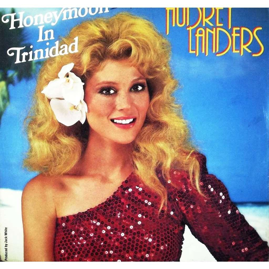 audrey landers honeymoon in trinidad