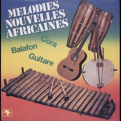Melodies Nouvelles Africaines Cora, balafon, guitare