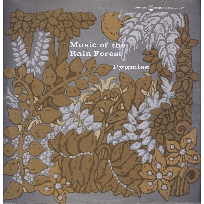 Music of The Rain Forest Pygmies (Various)