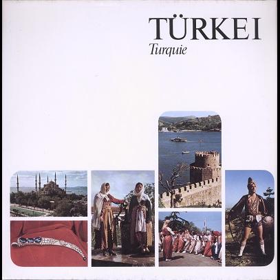 turkei / turquie turk folklor kurumu