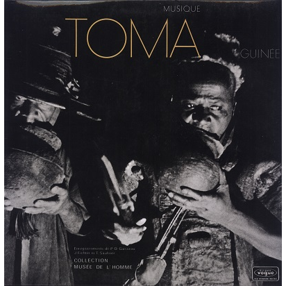 guinée musique toma