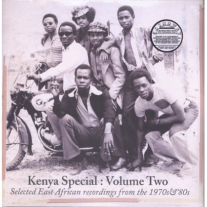kenya special (various) vol.2 east african recordings from the 1970's & '80s