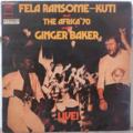 KUTI, FELA RANSOME - LIVE ! - LP