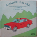 BALAKE AMADOU - Taximen - LP
