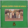 IKENGA SUPER STARS OF AFRICA - S/T - Money na man - LP