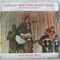 AFRICAN BROTHERS DANCE BAND - S/T - Ena eye a mane me - LP