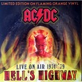 AC/DC - Hell's Highway (lp) Ltd Edit Colour Vinyl -E.U - 33T