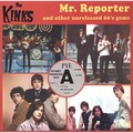 THE KINKS - Mr. Reporter And Other Unreleased 60's Gems (lp) Ltd Edit Colour Vinyl -Israel - 33T