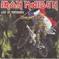 IRON MAIDEN ‎ - Live At Fortarock (2xcd) - CD x 2