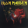 IRON MAIDEN - Return Of The Beast Vol. 2 (lp) Ltd Edit Colour Vinyl -E.U - 33T