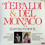 Tebaldi & Del Monaco - 21 duos d'amour - 33T x 3
