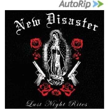 NEW DISASTER last night rites