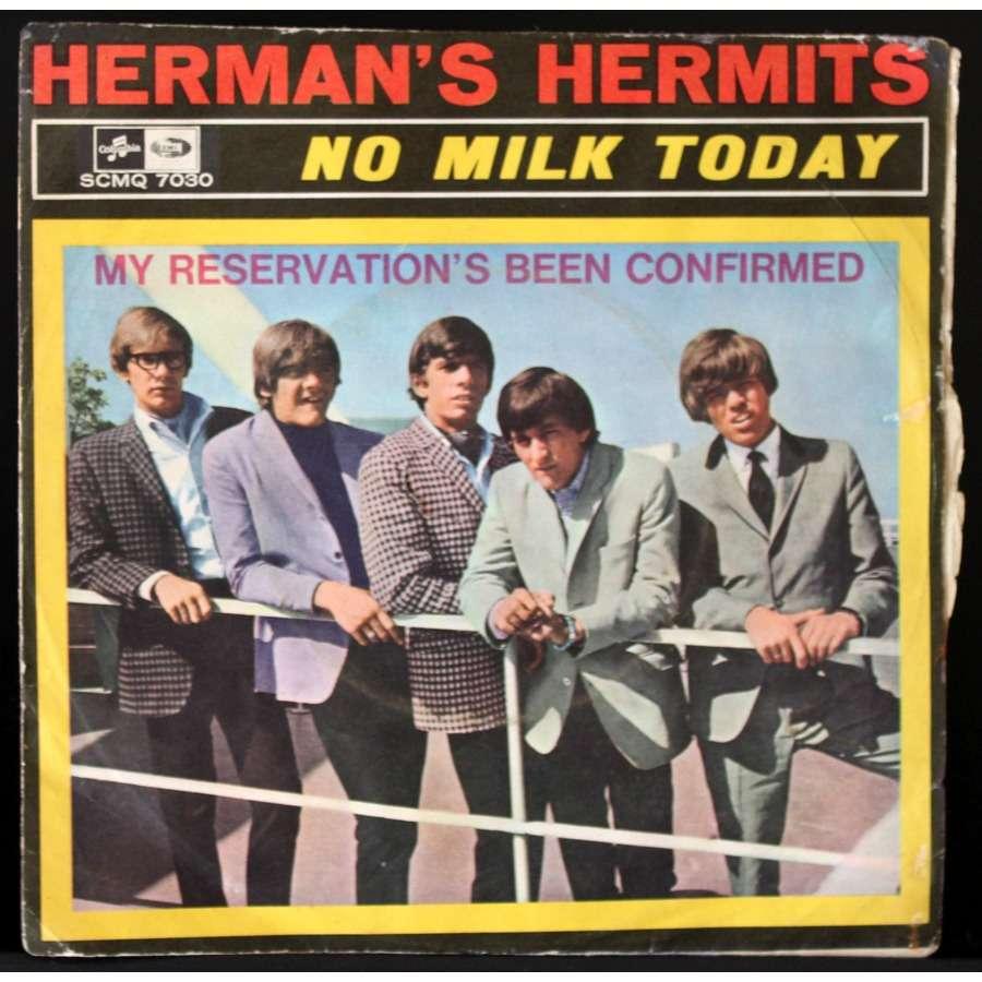Herman'S Hermits No Milk Today