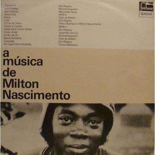 MILTON NASCIMENTO a musica de milton nascimento